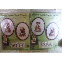 Crewel Embroidery Kit Hummel Peasant Girl