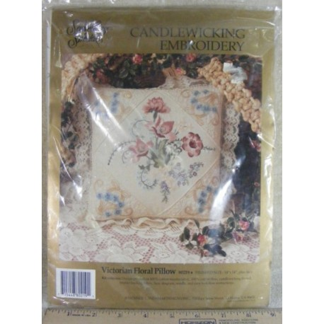 Discont Candamar Embroidery Kit Candlewick