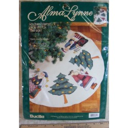 Bucilla Christmas Tree Skirt Discontinued