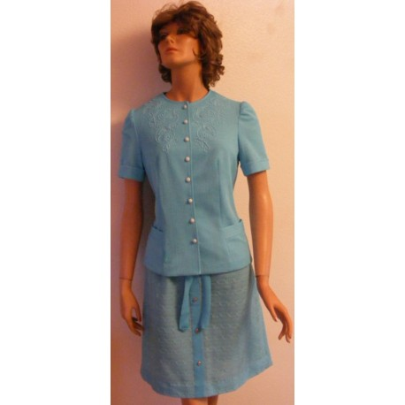 Dress and Jacket Shirt Marty Gutmacher 70s