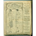 McCall Dress Sewing Pattern Flapper 20s