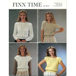 Finn Time by Eila Knit Crochet Patterns