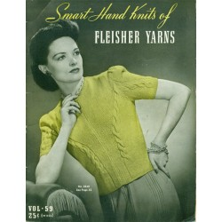 1930s Knitting Patterns Sweater Dress