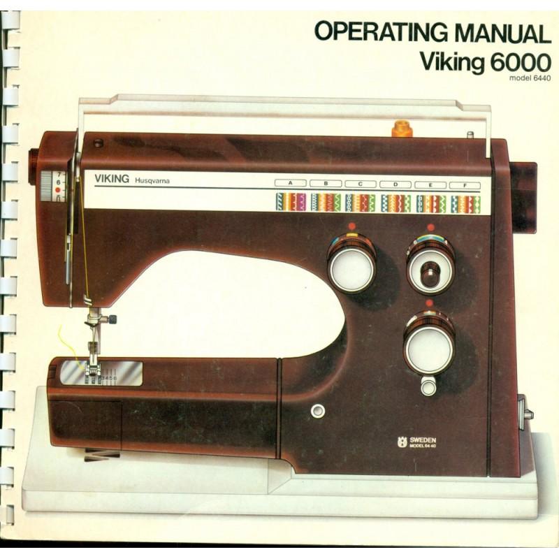 husqvarna viking sewing machine