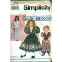 Dress Pattern Daisy Kingdom 7698