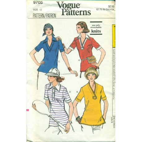 Vintage Vogue Sewing 78