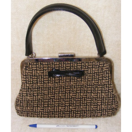 Vintage Purse Handbag The Sak - Elliott Lucca Bag Small