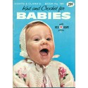 Vintage Baby Knitting & Crochet Patterns - Coats & Clarks No. 130