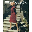 Knitting Pattern Sweaters Skirts Spinnerin