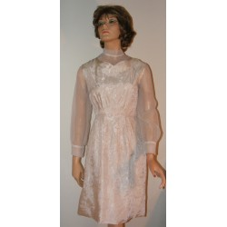 Short Semi Formal Dress - Vintage 1960s