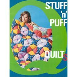 Quilt Pattern Book Stuff N Puff 1970s
