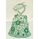 Apron Ornament Patterns Craft Christmas