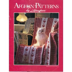 Crochet Afghan Patterns Herrschners 1980s