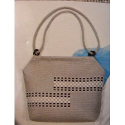 Vintage Wonder Weave Handbag Kit - 1960s National Handcraft