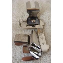 Vintage Greist Multi-Slot Binder Foot - Top Clamp