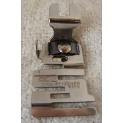 Vintage Greist Edge Stitcher Presser Foot - Rotary