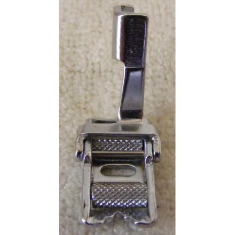 Vintage Roller Presser Foot Slant Shank