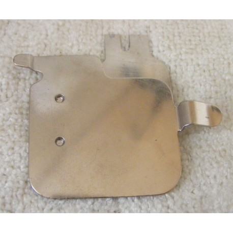 Shirring Plate for Rotary Sewing Machines