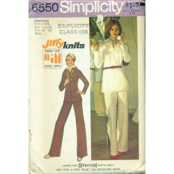 Pants & Tunic Sewing Pattern Simplicity