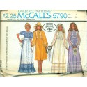 Vintage Bridal Dress Pattern - Laura Ashley