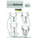 Corset Sewing Pattern - Butterick Historical