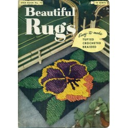 Rug Patterns Tufted Crocheted Braided