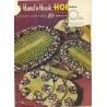 Crochet Pattern Book Doily Edgings Novelty