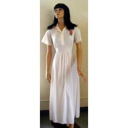 Van Raalte Nightgown Pink Petalskin Nylon
