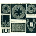 Lace Kit Catalog Pages Edwardian Era