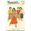 Culottes Shorts Pattern Womens Butterick