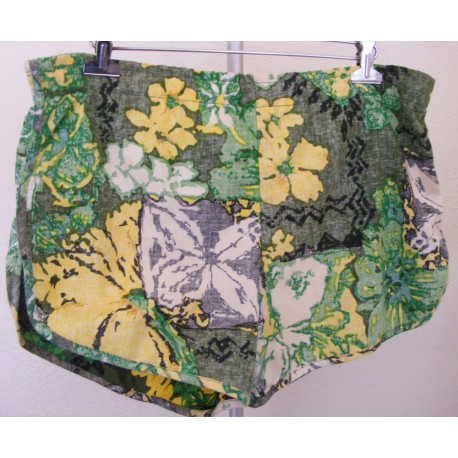 Swim Trunks Jantzen Hawaiian Swimwear