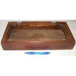 Old Sewing Machine Wooden Base Small