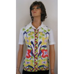 Womens Shirt Polyester 70s