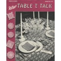 Crochet Pattern Tablecloths 157