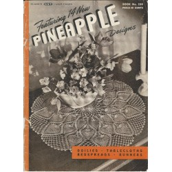 Crochet Patterns Pineapple 230