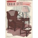 Crochet Patterns Chair Sets 143
