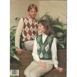 Crochet Argyle Patterns 284 80s