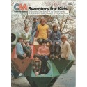Kids Sweater Knit Crochet Patterns