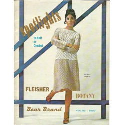 Womens Knit Crochet Patterns 62