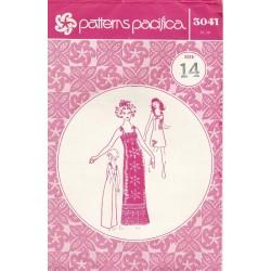 Mini Maxi Dress Pacifica 3041