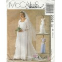 Wedding Dress Pattern Alicyn 2028