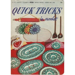 Crochet Patterns 293 1950s Easy