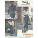 DKNY Skirt Pants Vogue Pat 2372