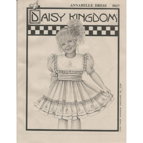 Daisy Kingdom Child Dress Kit 5027