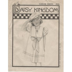 Daisy Kingdom Sailor Dress Kit 5028