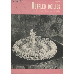 Crochet Ruffled Doily Patterns 59