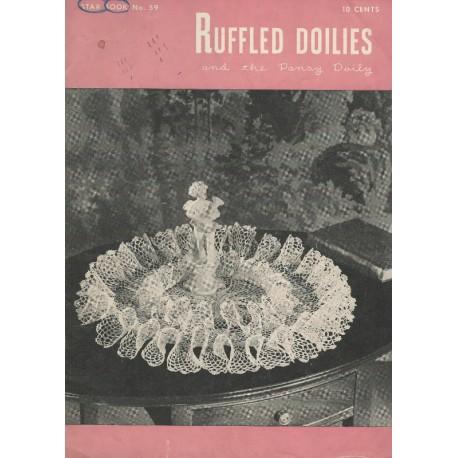 Crochet Ruffled Doily Patterns 59