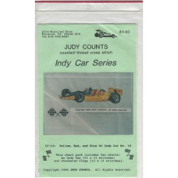 Judy Counts Indy Car Series 18