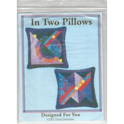 Quilt Patterns Duhaime 2 Pillows