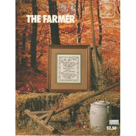 Three Needles Cross Stitch Farmer